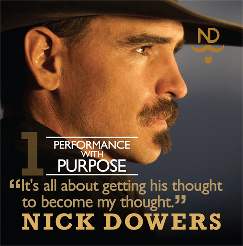 Nick Dowers - Performance with Purpose